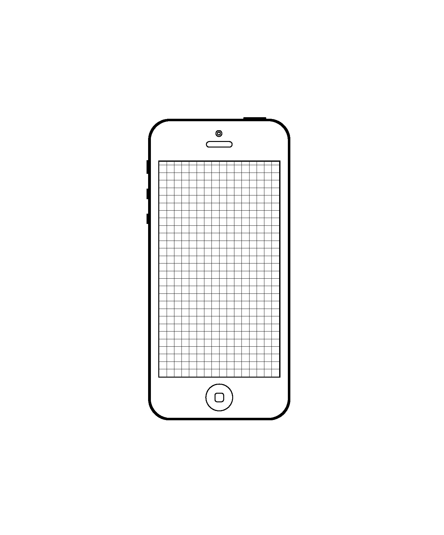 iPadpapers.com - iphone 5 template paper templates
