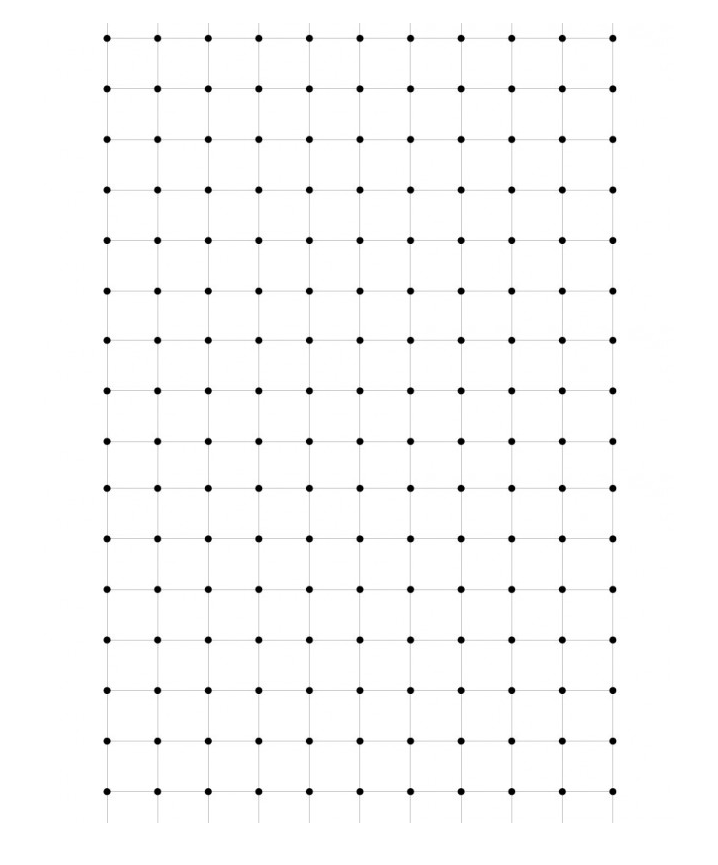 Bewitching image for printable dots game